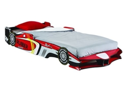 Rennwagenbett in Formel 1 Optik